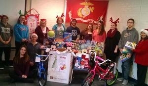 Toys for Tots-Great Success!