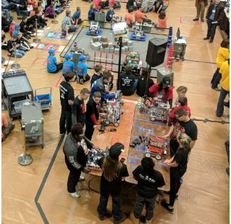 Hemlock Robotics Teams Receives State Grants