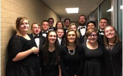 Hemlock Band Students Contribute to TVC-West