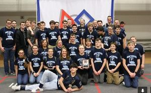Hemlock's Robotics' Teams Gaining Ground
