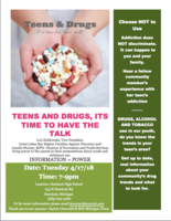 Teen & Drug Awareness