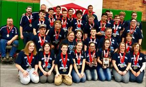Hemlock's Robotics Team Heading to World Championship