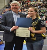 Hemlock Public School District Honored by Governor Snyder for Commitment to STEM Education