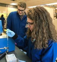 Hemlock Huskies Still Gaining Knowledge at MSU Summer STEAM Internship Program