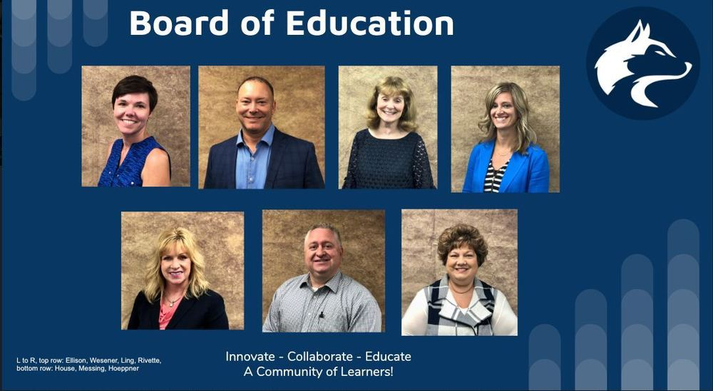 Hemlock Public School District CELEBRATES SCHOOL BOARD RECOGNITION MONTH