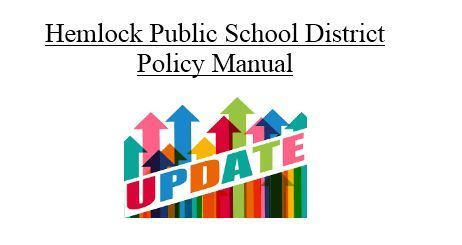 Hemlock Public School District Policy Manual