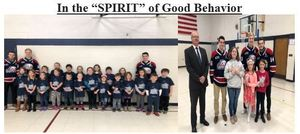 "In the ""SPIRIT"" of Good Behavior"