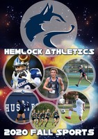 Hemlock Finishes Fall Sports Season 2020