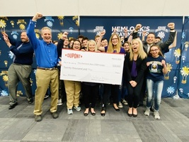 Dupont Commits $20,000 to New STEM Center