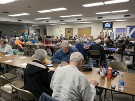Hemlock Public School District Hosts Senior Citizen BINGO