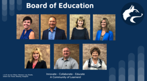 Board of Education Recognition Month