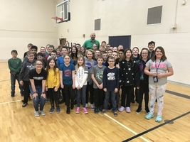 Hemlock Welcomes MSU's Anthony Ianni