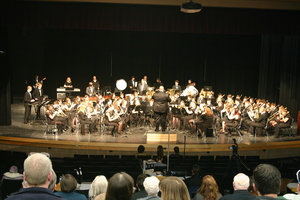 Hemlock's Band Scores Highest