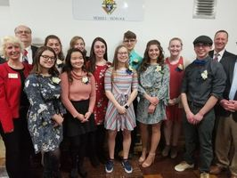 Hemlock's Top Ten Honored