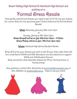 Formal Dress Resale