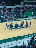 Can You Say 3-peat? Hemlock's Varsity Pom Team 1st Place at State Championship