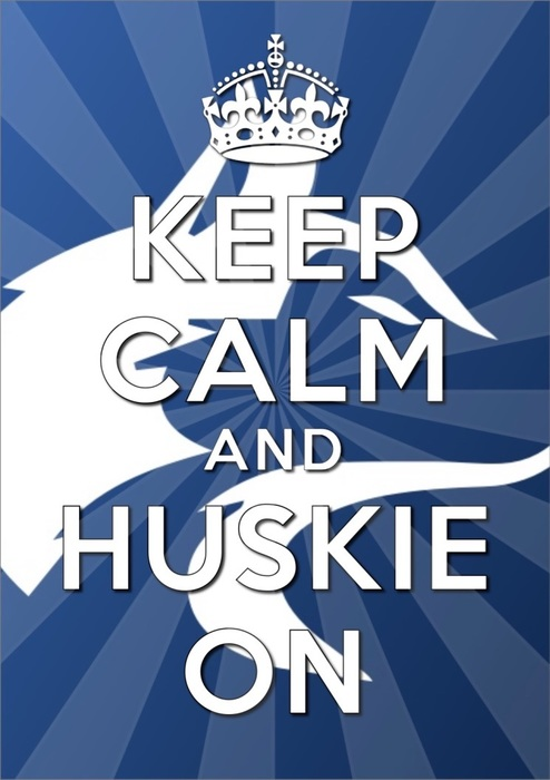 Huskie On