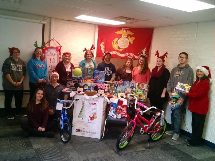 SLS Toys for Tots