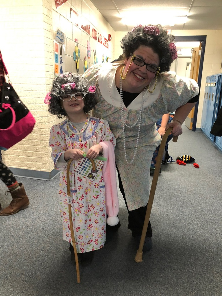 100 day of school