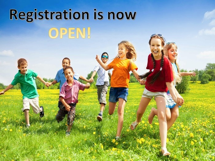 Summer Recreation Registration is now Open!