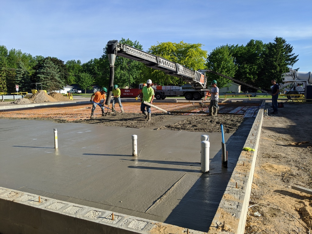 R&R Poured Cement